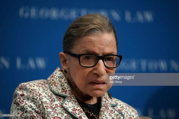 photo image Doctor Warns 85-Year-Old Ruth Bader Ginsburg Likely Very Ill 'Media Underestimating Severity of Her Illness'