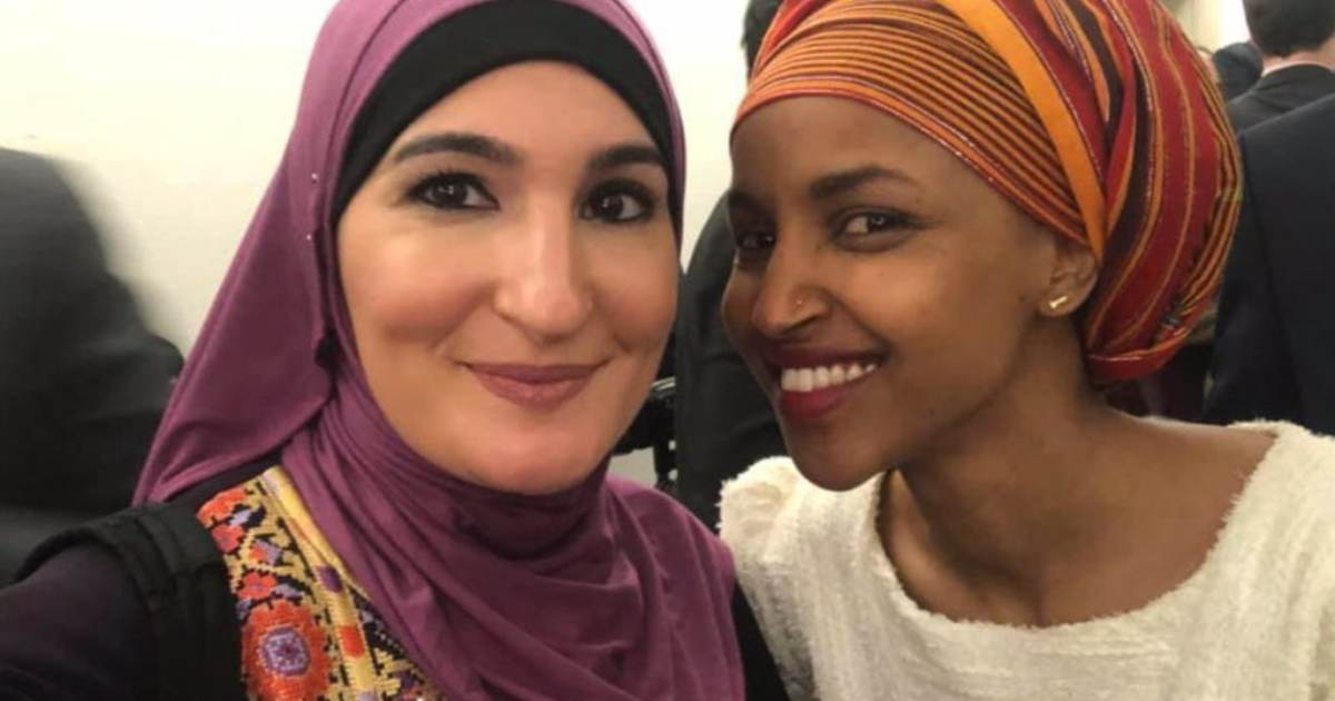 HERE WE GO... Women's March Leader Linda Sarsour Jumps in to Defend Fellow Anti-Semite Democrat Ilhan Omar