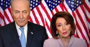 Schumer and Pelosi Try to Add Fuel Emission Standards For Airlines, More Wind and Solar Tax Credits to Coronavirus Stimulus Package
