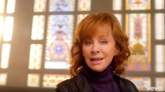 Country Music Star Reba McEntire's New Song 'Back To God' Is AMAZING!