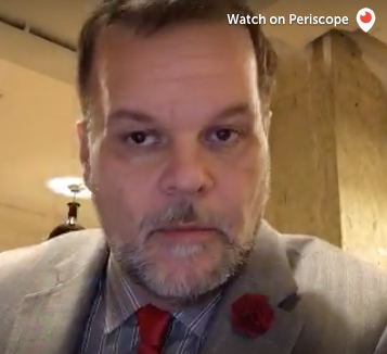 Lee Stranahan Exposes DNC Scandal & Wintrich's Briefing Room Assault, But Told Not To Cover Briefings?