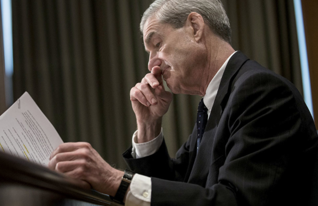 investigation of the shooting of robert a russ Special counsel robert mueller has charged another person in the investigation of russian meddling in the 2016 election alex van der zwaan is expected to go before a federal judge and plead guilty to.