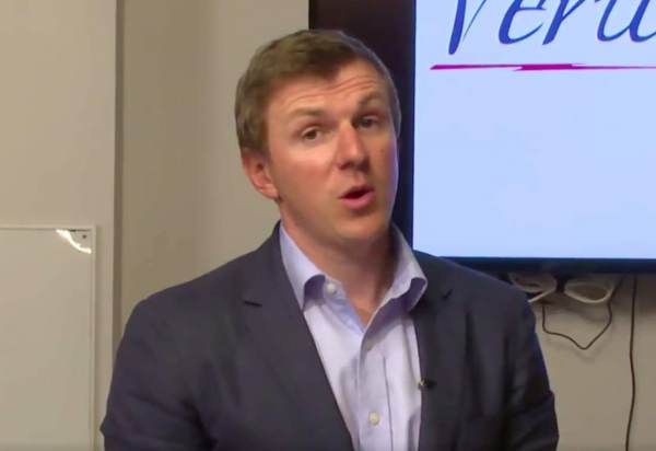 WATCH: James O'Keefe Teases 'Biggest Ever Media Investigation' — Muses 'People Will Be Fired'