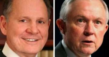 REPORT: Trump White House Weighing Replacing Judge Roy Moore With Jeff Sessions