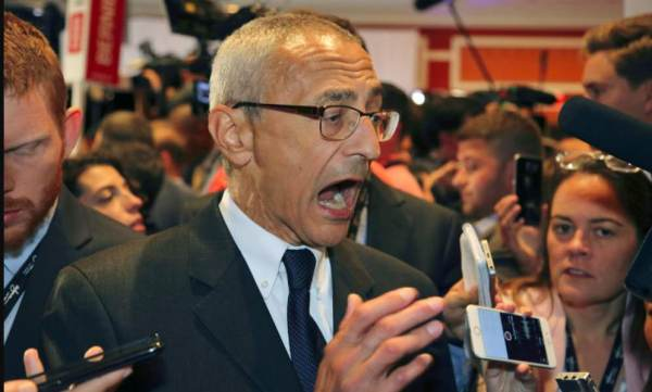 Nervous? John Podesta In 'Panic Mode' After Sessions Weighs Special Counsel For Clinton-Uranium-One Deal