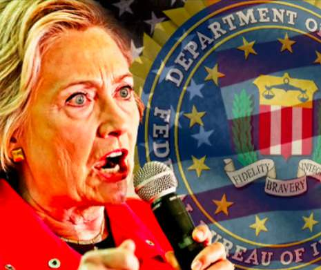 """Peter Strzok Email Reveals Hillary Clinton Apologized to FBI For Her Private Server - But Apology Was """"Not In"""" FBI 302 Report Documenting Her Interview"""