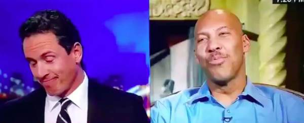 CNN Host Grills UCLA Basketball Player's Father For Disrespecting POTUS Trump In Off the Wall Interview (VIDEO)
