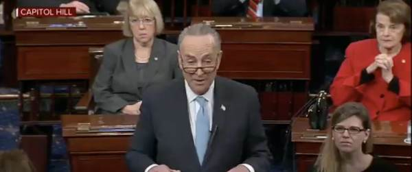 BREAKING: Schumer TAPS OUT — Senate Reaches Deal To End Shutdown — With DACA Negotiations