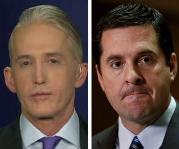 THERE'S MORE? Chairmen Nunes & Gowdy Plot Releasing Supporting Documents With Explosive FISA Memo