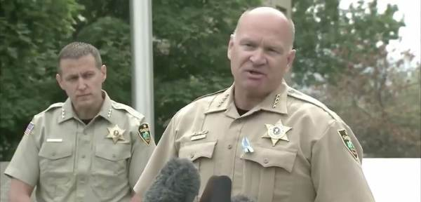 Video Resurfaces of Sheriff Serving Ultimate Dose of Reality About Media-Driven Mental Health Crisis After School Shooting