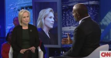 Dem Senator Kirsten Gillibrand Ignores Clinton Sexual Misconduct and Her Own Whiteness (VIDEO)