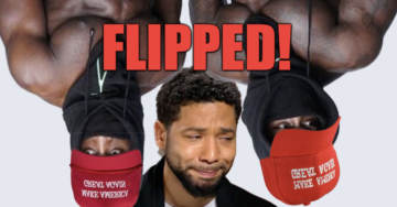 It Gets Better-> Jussie Smollett Rehearsed MAGA Assault With Nigerian Brothers: Report
