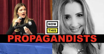 "Meet The Propagandists Who Made The VILE Hollywood Video Attacking Trump Supporters Over Jussie Smollett's Hoax ""Attack"" 👉🏿 Scout MacEachron And Carly Figueroa"