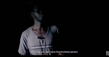 """""""Ringleaders Make Hundred of Thousands of Euros a Day"""" –  Lauren Southern EXCLUSIVE Interview With African Human Trafficker (VIDEO)"""