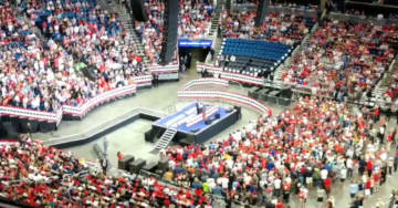 LIVE FROM ORLANDO: Pictures and LIVE VIDEO FEED From President Trump's Campaign Kick-Off Rally