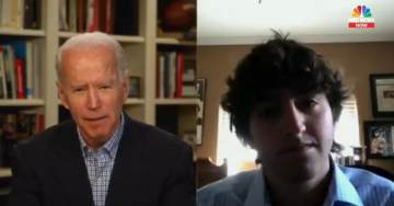 Bumbling Joe Now Claims He Was Ivy League Professor After Leaving Senate, Forgetting 8 Years of Being VP (VIDEO)