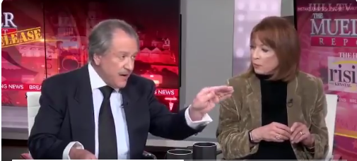 Wow! Watch Joe diGenova DESTROY Nasty Liberal Hack Kristall Ball Over Bill Barr (VIDEO)