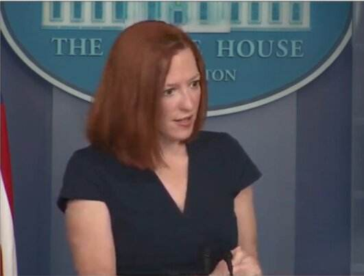 Psaki Refuses To Say if Joe Biden Will Stop Lying About Georgia's New Election Law (VIDEO)