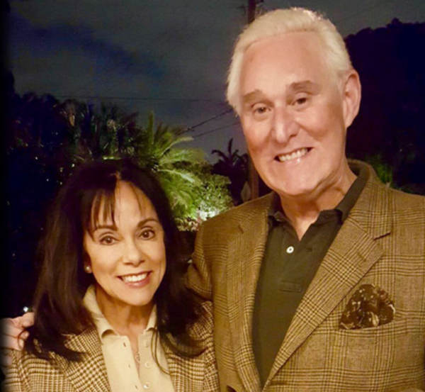 Roger Stone Launches Family Support Fund, Never Trumpers Immediately Attack His Wife