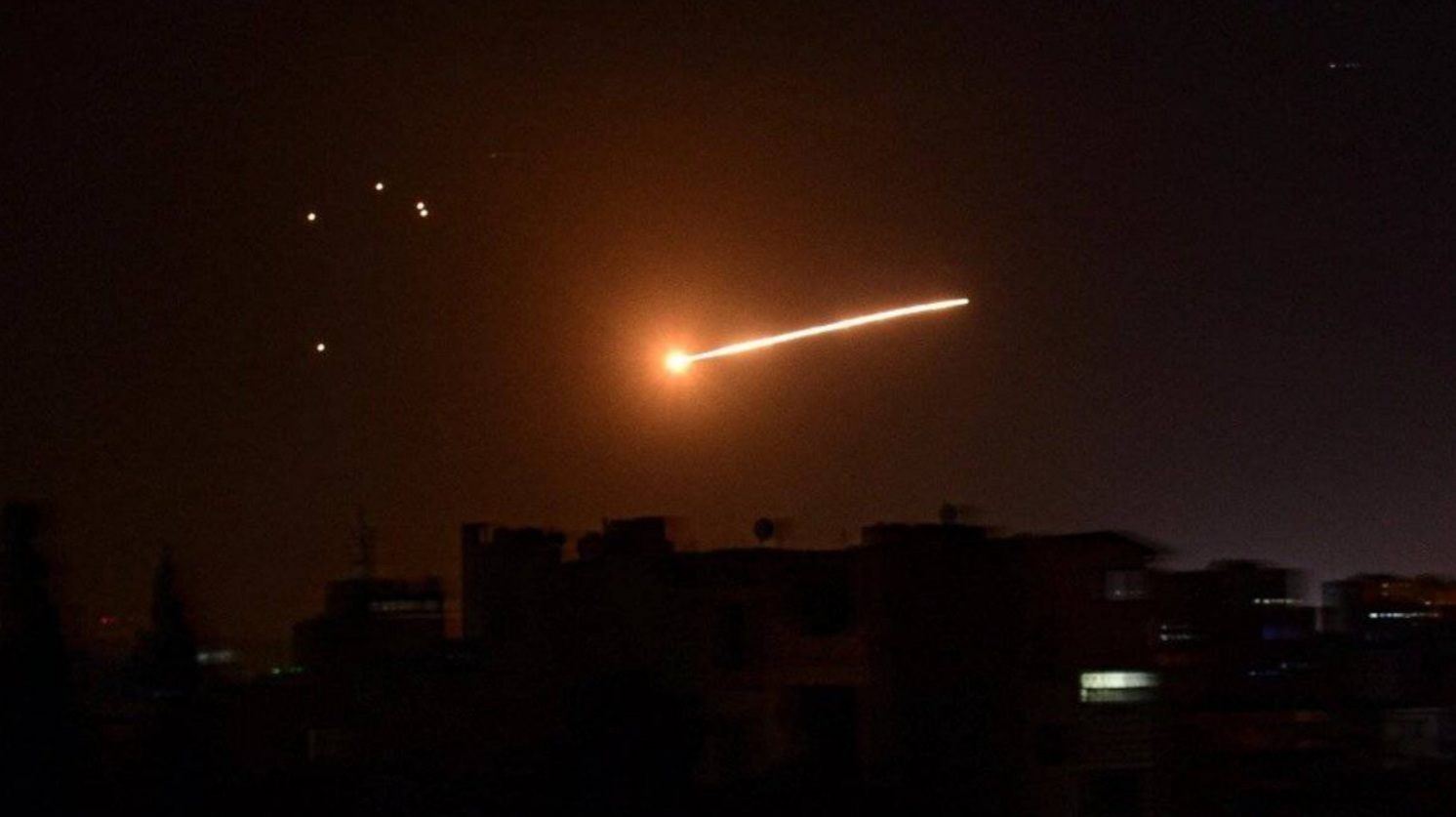 BREAKING REPORT: US Military Base in Syria Attacked by Iran-Backed Militia DRONE STRIKE; No US Casualties Reported