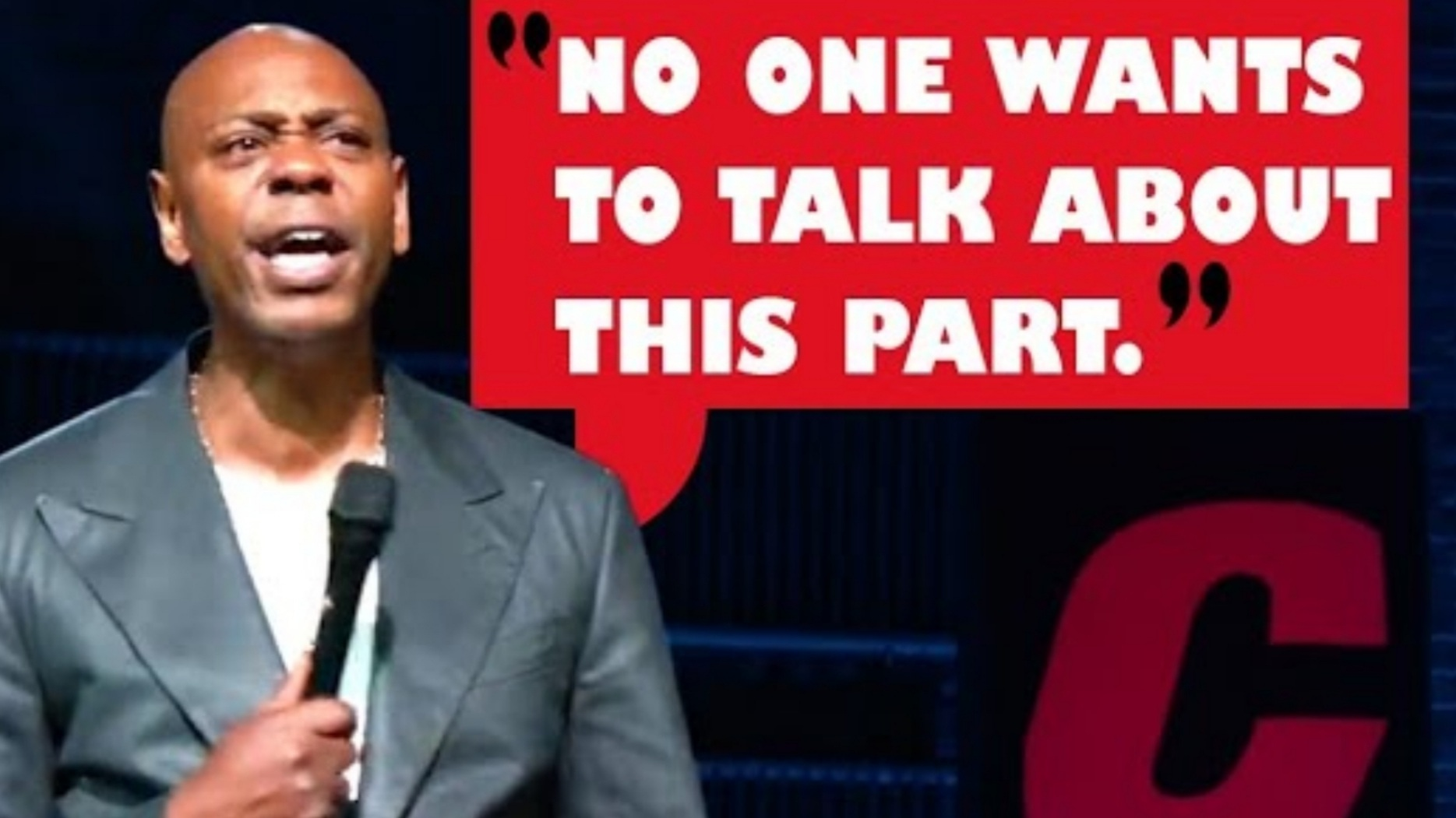 Dave Chapelle Offers to Sit Down With Netflix Employees to Talk About His Jokes But Nobody From the Platform Has Taken His Offer According to His Team