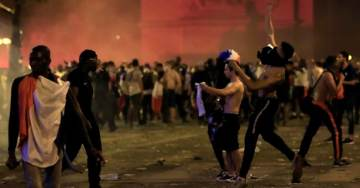France Engulfed in Riots After World Cup Win — PHOTOS, VIDEO