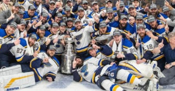 St. Louis Blues Win First Stanley Cup After 50 Seasons in the NHL – St Louis Fans Go Crazy!