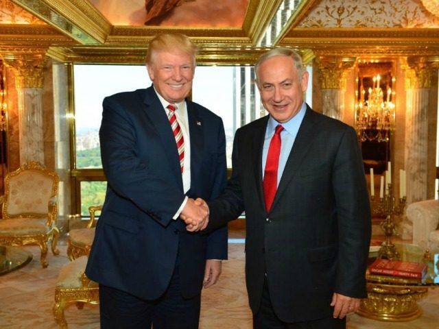 Trump Just Did More For Israel Than Obama Did In 8 Years