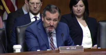 Ted Cruz on Sotomayor's Accusatory Supreme Court Dissent: 'Like an Arsonist Complaining About the Noise From the Fire Trucks'