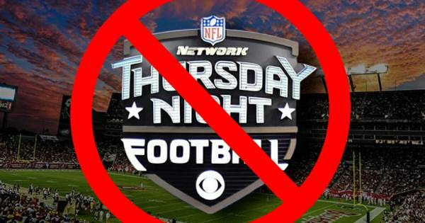 NFL Ratings Are a Train Wreck — And There's No End in Sight
