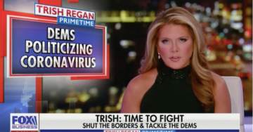 Far Left Media Matters Brags About Efforts to Get FOX Business Network's Trish Regan Taken Off the Air for Defending President Trump from the Enemedia