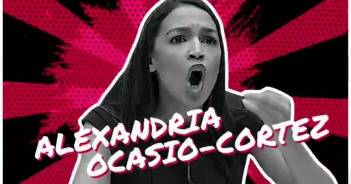 """photo image """"Welcome to the Thunder Dome… Debate Me"""" Barstool Sports Founder Dave Portnoy Drops in on AOC"""