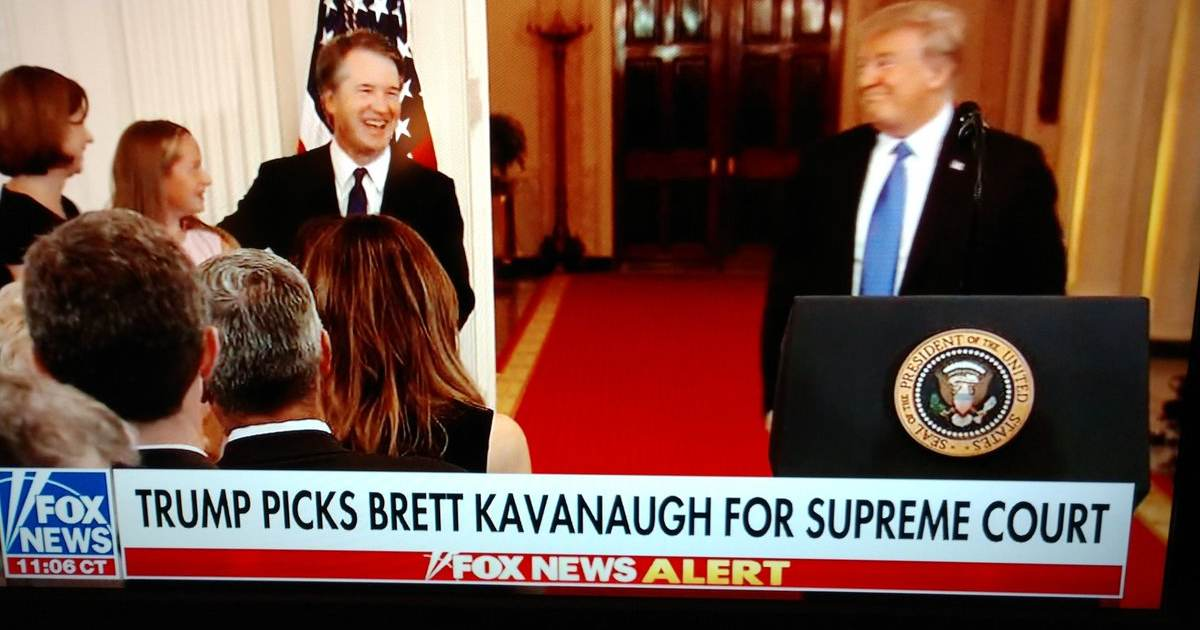 REPORT: Supreme Court Nominee Kavanaugh Called Hillary Clinton a B*tch