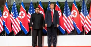 President Trump on Kim Jong-Un:  He's a Strong Guy, Very Good Personality, Funny, Smart, Very Strategic (VIDEO)