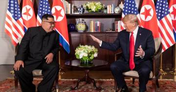 White House Photos and Videos of Trump-Kim #SingaporeSummit
