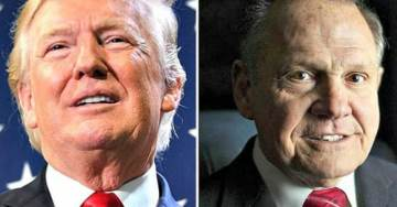 AUDIO: Trump Cuts Robocall for Roy Moore – Blasts Ultra-Liberal Doug Jones