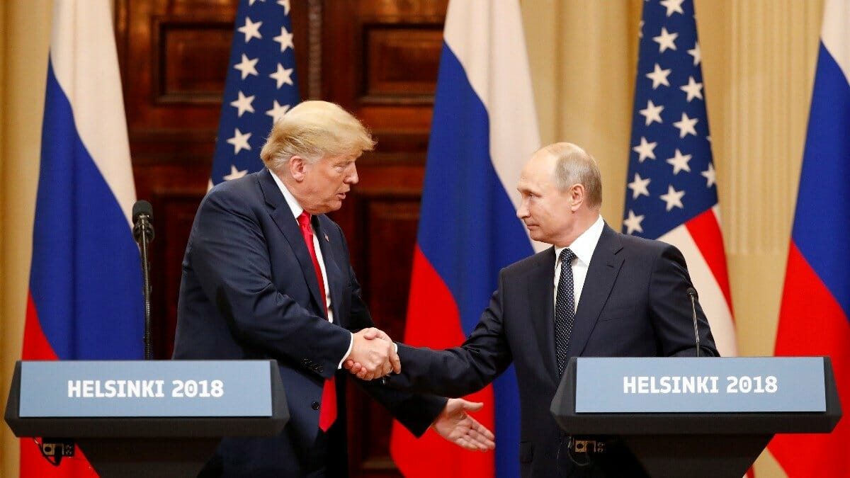 EXCLUSIVE TO GATEWAY PUNDIT: Trump Delivered a Letter to Vladimir Putin – Here Is What It Says