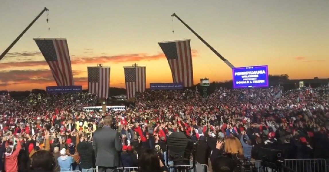 CALLING ALL TRUMP VOTERS: Will You Support Republicans In 2024 If They Won't Support Trump Now?