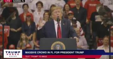 """President Trump on Military Pardons: """"I Stuck Up for Three Great Warriors Against the Deep State"""" (Video)"""