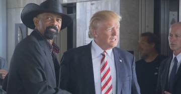 BOOM! Sheriff David Clarke Set to Join the Trump Administration