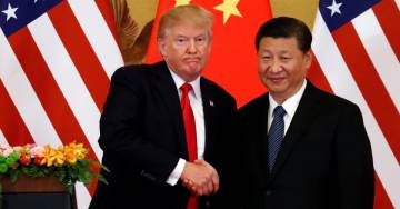 "China's President Xi in Russia: President Trump Is My ""Friend"" – China, US Too Intertwined to Break Up Over Trade War"