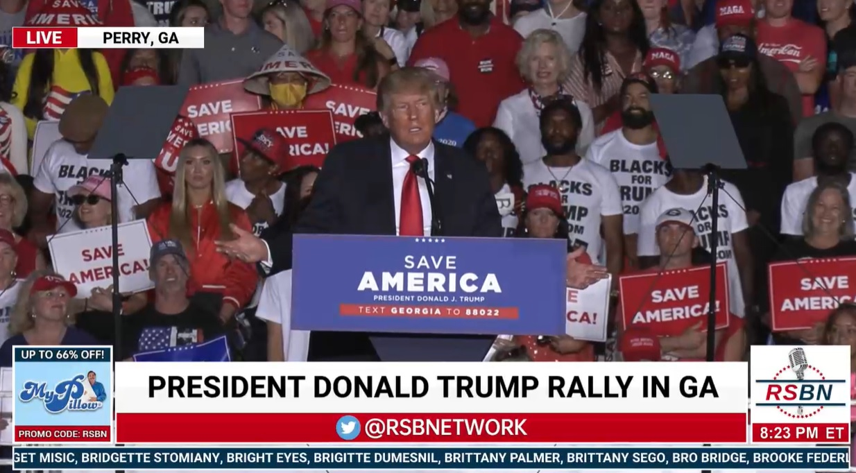 President Trump Lists Thousands of Ballots Included in 2020 Election In Arizona That Were Fraudulent Showing He Won the State