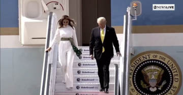 BREAKING: President Trump Arrives In India – Is Given a Hero's Welcome – Crowds Are Massive – INDIA LOVES TRUMP!