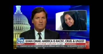 Donald Trump Jr Stands By Tucker Carlson in Ilhan Omar and Left's Boycott Attack