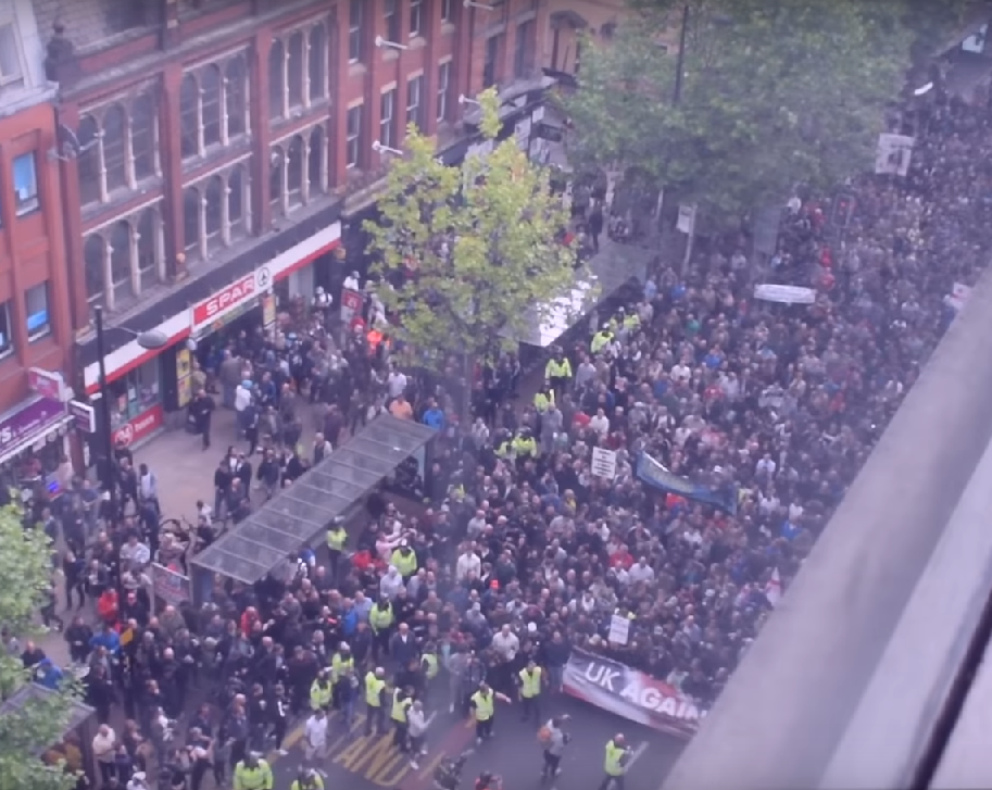 Britain Has Had Enough: #UKAgainstHate Rally Brings the Fight Against Terrorism to a New Level (VIDEO)