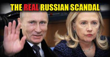 Secret FBI Informant In Uranium-One Deal Reveals Proof of Wrongdoing: He Personally Bribed Russian Official!