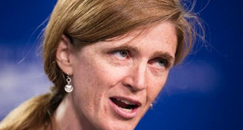 Judicial Watch Targets Samantha Power in New Lawsuit Against State Department For Docs Related to Unmasking Scandal