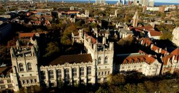 'Threat of Gun Violence' Prompts University of Chicago to Cancel Monday Classes at Hyde Park Campus
