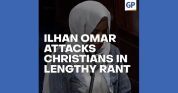 Muslim Democrat Congresswoman Ilhan Omar Attacks Christian Conservatives in Lengthy Rant (VIDEO)