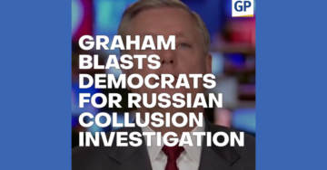Lindsey Graham SLAMS Democrats: 2-Year Investigation Of Trump Was A 'Political Rectal Exam' (VIDEO)
